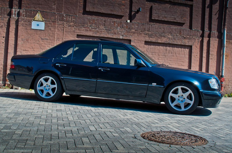 Mercedes Benz E500 Limited Edition