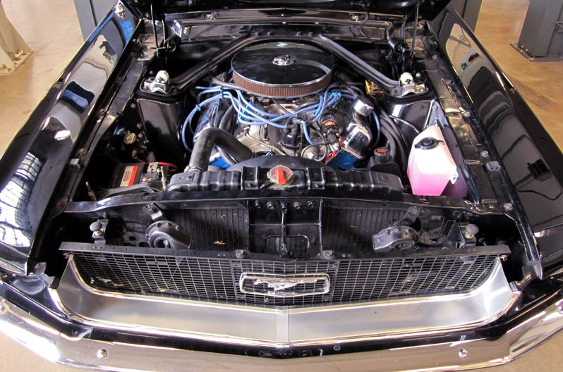 Ford Mustang Fast Back 6,4 L