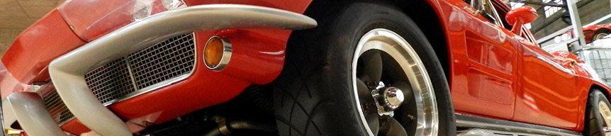 MS Fahrzeugtechnik - Classic Cars | Chevrolet Corvette C2 Sting Ray