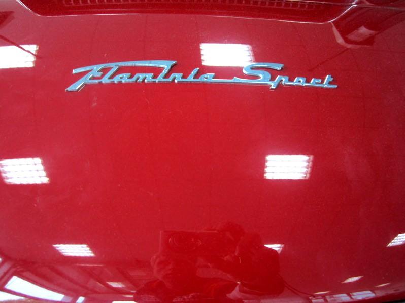 Lancia Flaminia Sport