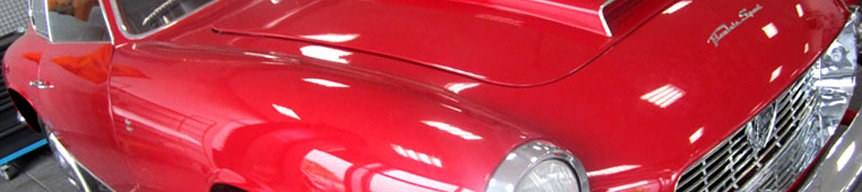 MS Fahrzeugtechnik - Classic Cars | Lancia Flaminia Sport