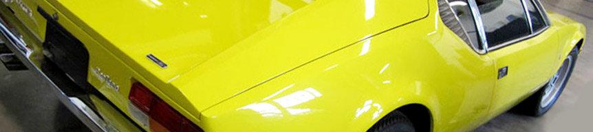 MS Fahrzeugtechnik - Classic Cars | De Tomaso Pantera