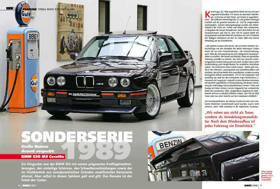 BMWScene Live | <em>Heft 03/16</em>
