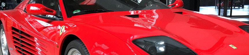 MS Fahrzeugtechnik - Fahrzeugveredelung | Ferrari