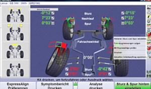 MS Fahrzeugtechnik - Achsvermessung