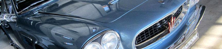 MS Fahrzeugtechnik - Classic Cars | Maserati Sebring 3500 GTI S