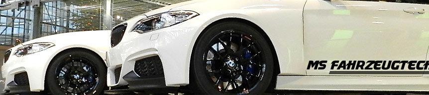 MS Fahrzeugtechnik - Fahrzeugveredelung | BMW