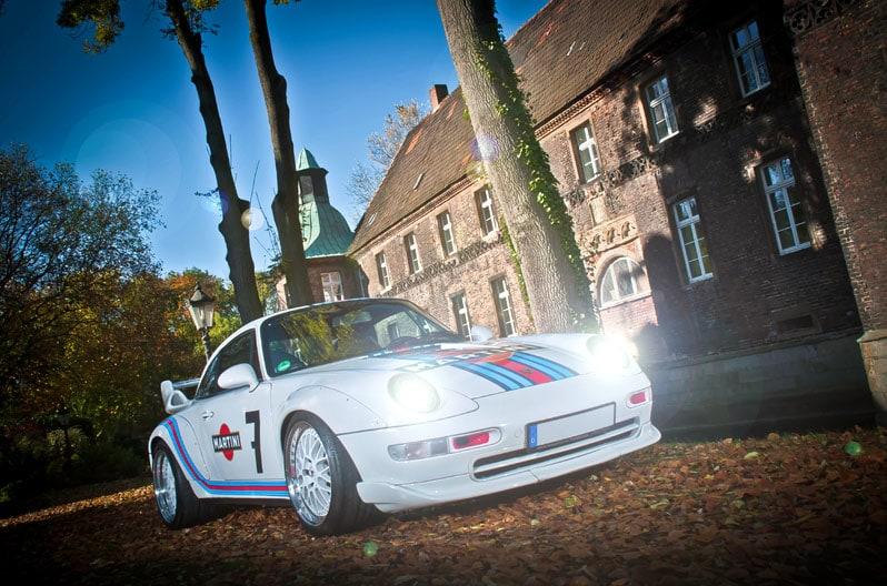 Porsche 911 993 GT2 Martini