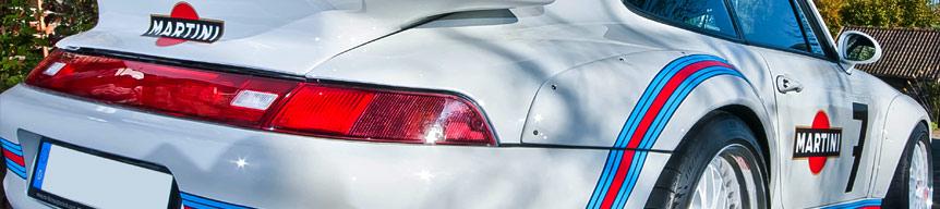 MS Fahrzeugtechnik - Sportwagenmanufaktur | Porsche 993 GT2 Martini