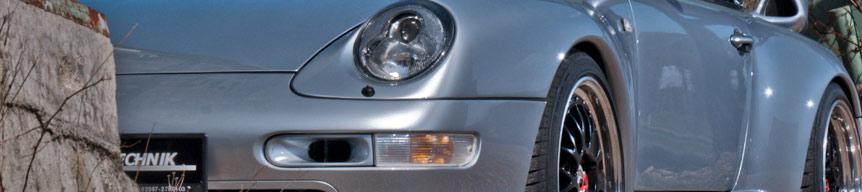 MS Fahrzeugtechnik - Veredelungsmanufaktur | Porsche 993 GT2