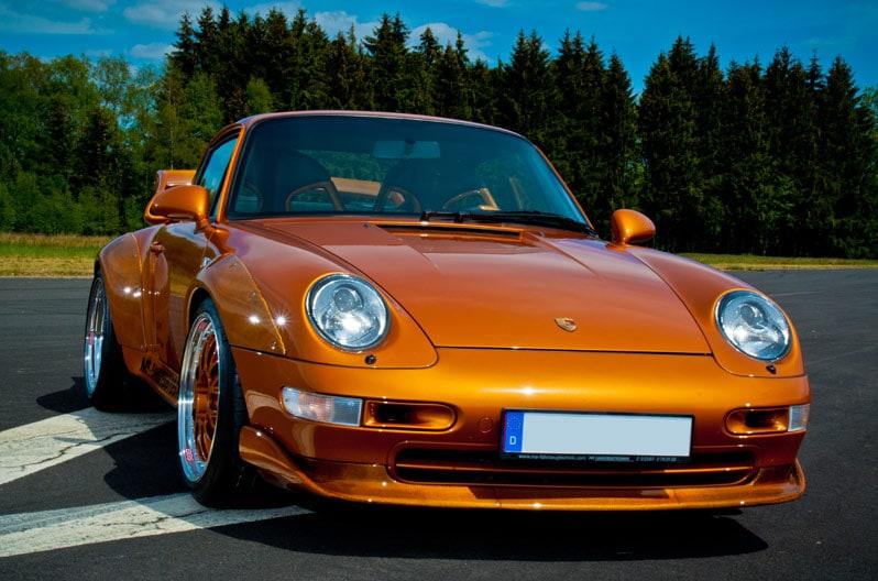 Porsche 911 993 GT2 ZYKLON