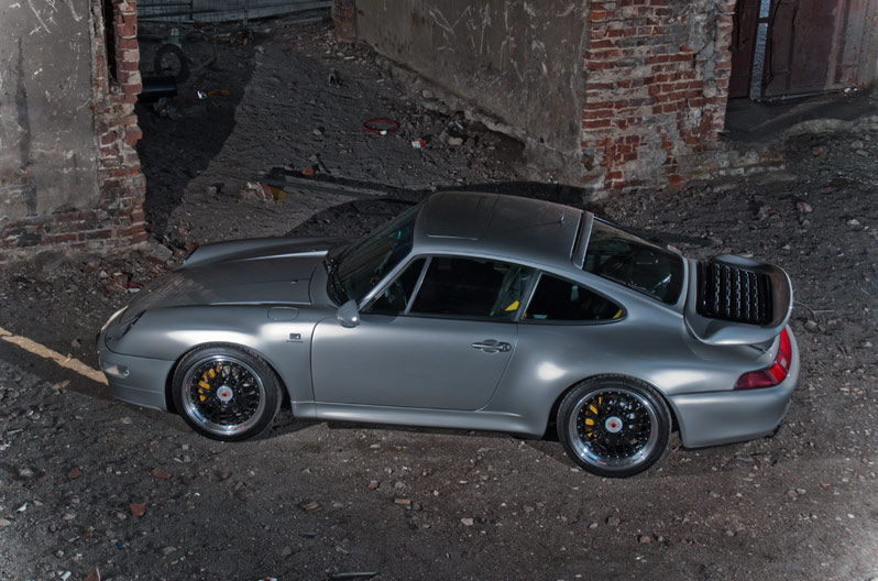 Porsche 911 993 biturbo Coupé