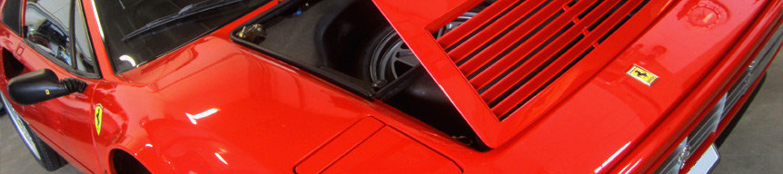 MS Fahrzeugtechnik - Classic Cars | Ferrari 328 GTS