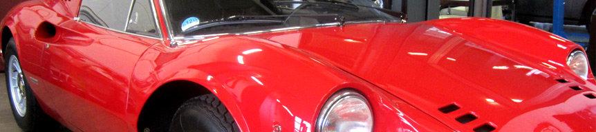 MS Fahrzeugtechnik - Classic Cars | Ferrari Dino 246 GTS
