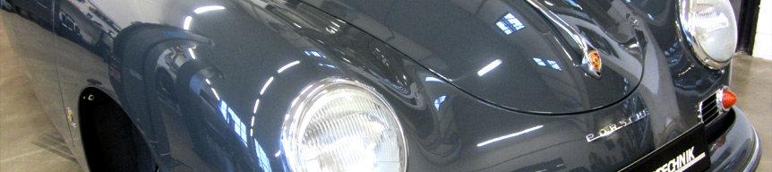 MS Fahrzeugtechnik - Classic Cars | Porsche 356 Speedster 1500 S