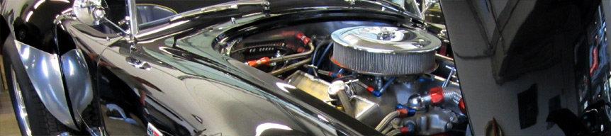 MS Fahrzeugtechnik - Classic Cars | Cobra RAM 427 V8