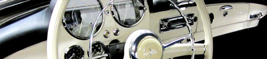MS Fahrzeugtechnik - Classic Cars | Mercedes Benz 190 SL