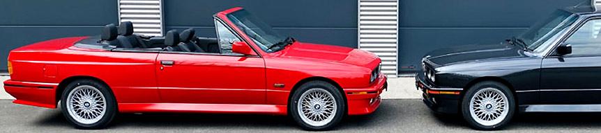 MS Fahrzeugtechnik - BMW M3 E30 Cabrio