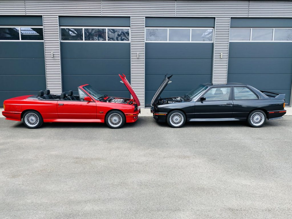 BMW M3 (E30) Cabrio