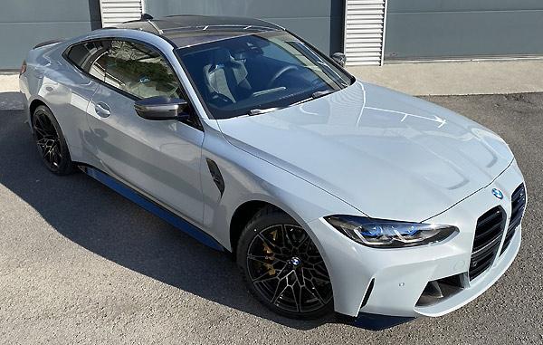 MS Fahrzeugtechnik Castrop-Rauxel - BMW M4 Competition G82