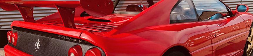 MS Fahrzeugtechnik - Ferrari 355 Challenge
