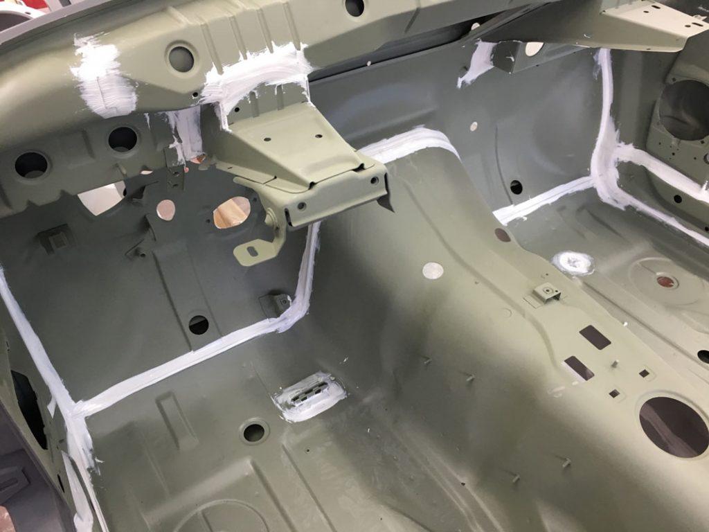 BMW M3 (E30) - Das Chassis