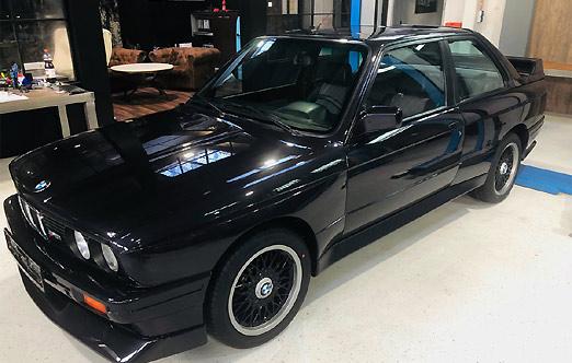 MS Fahrzeugtechnik Castrop-Rauxel - BMW M3 E30 Cecotto
