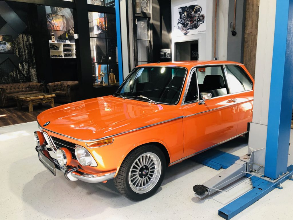 BMW 2002 ti Alpina