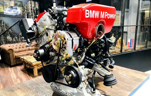 MS Fahrzeugtechnik Castrop-Rauxel - BMW M3 E30 Komplettrestauration | Motorenrevision