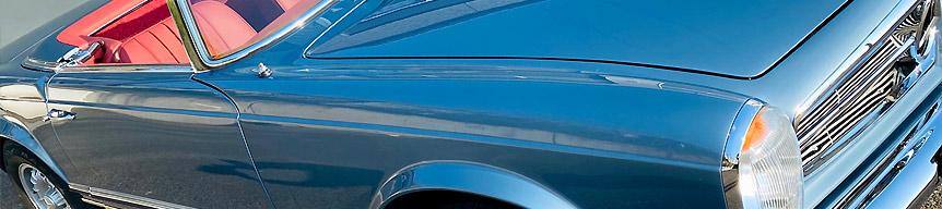 MS-Fahrzeugtechnik Mercedes-Benz 280 SL Pagode