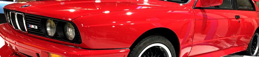 MS Fahrzeugtechnik Castrop-Rauxel - BMW M3 (E30)