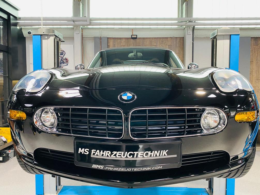 BMW Z8 (E52)